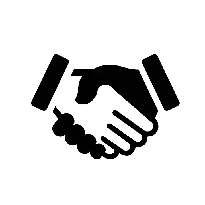 Handshake peer 2 peer lending works