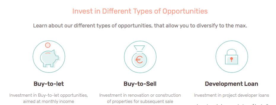 3 type investmentHousers