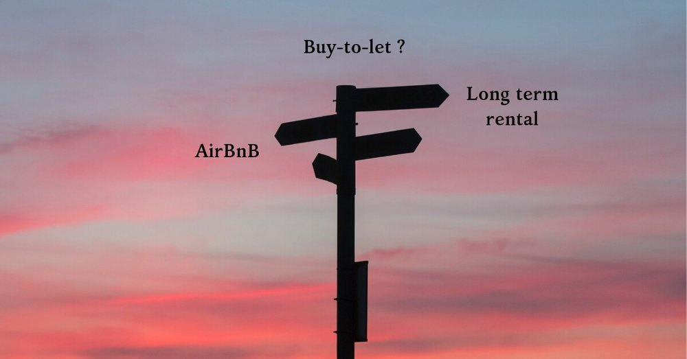 Short-term or long-term rental? Airbnb or not? Investor crossroad.