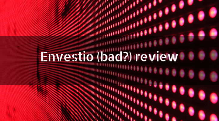 bad opinions review on envestio