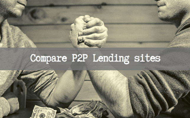 p2p lending websites comparison
