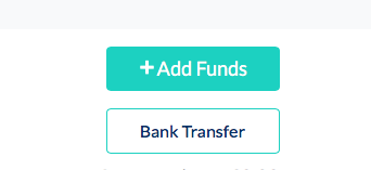 Add funds on Flender P2P
