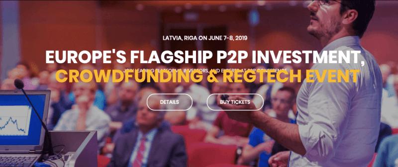p2p conference Riga discount