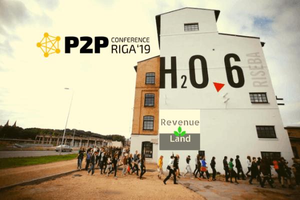P2P conference RevenueLand