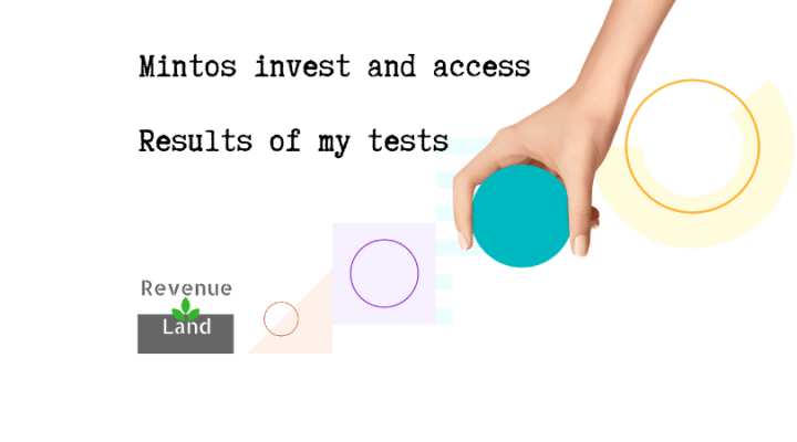 Mintos test revenueland invest and access