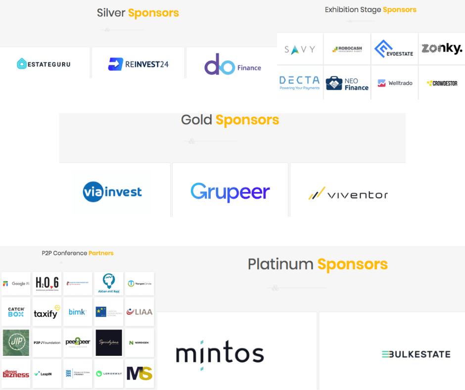 p2p-conference sponsors revenueland