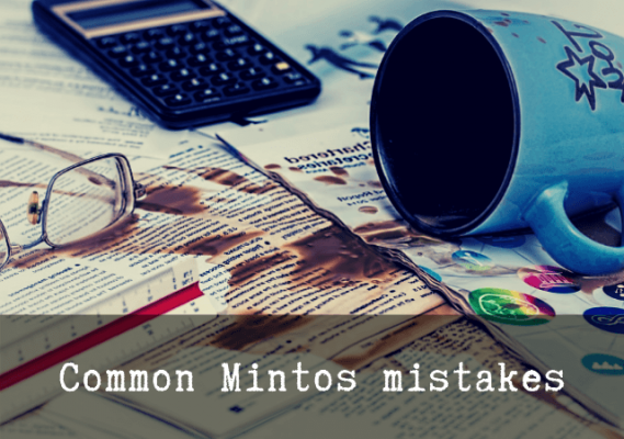 Common Mintos mistakes