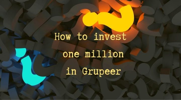 how to invest one million in grupeer revenueland