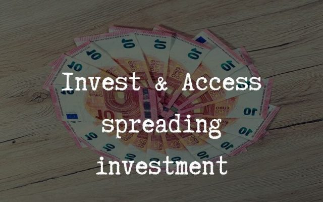 Invest & Access loans distribution-2