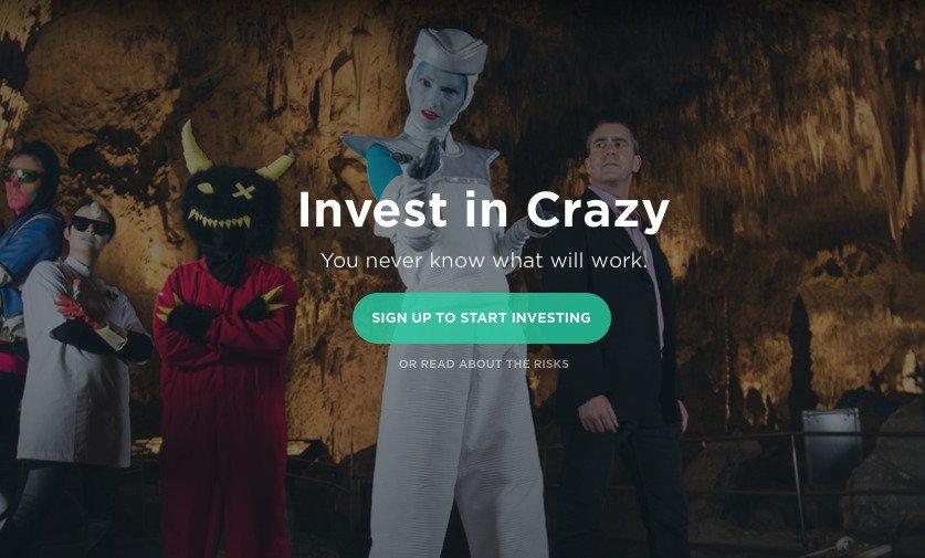 wefunder-investing revenueland