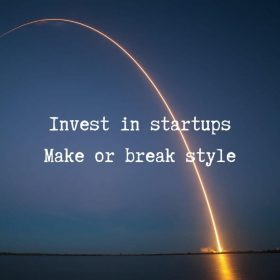 why-invest-startups rocket launch