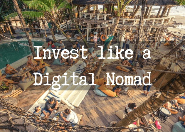 Invest like a Digital Nomad revenue land