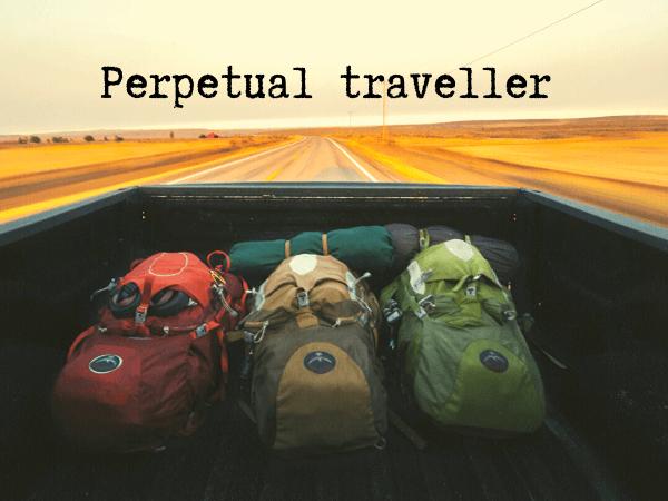 Perpetual traveller