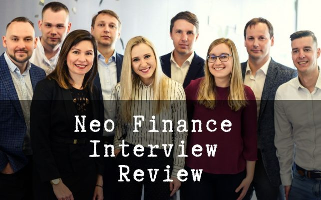 Neo Finance Interview Review