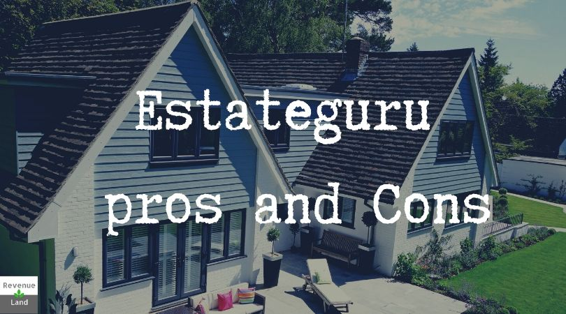 Estateguru pros and Cons