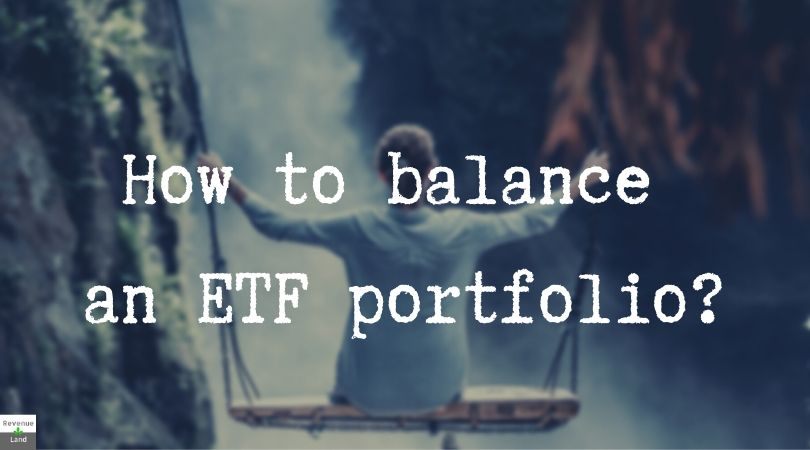 How to balance an ETF portfolio?