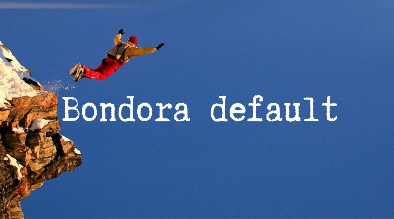 Bondora default