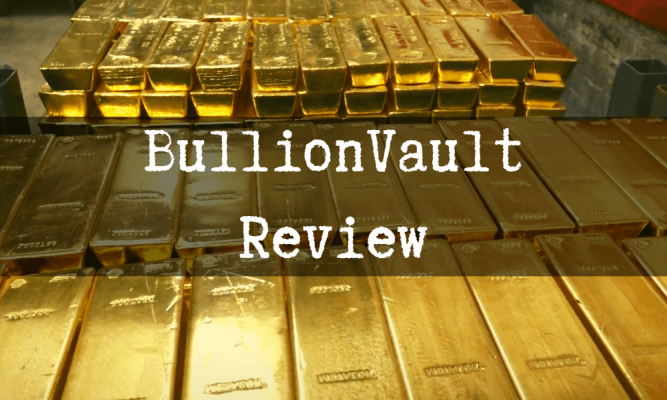 BullionVault Review Revenueland