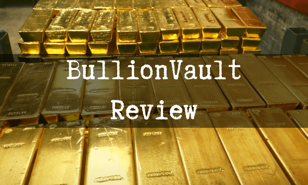 BullionVault Review Revenueland
