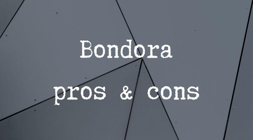 bondora Pros & cons