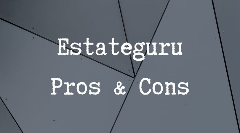 estateguru Pros & cons