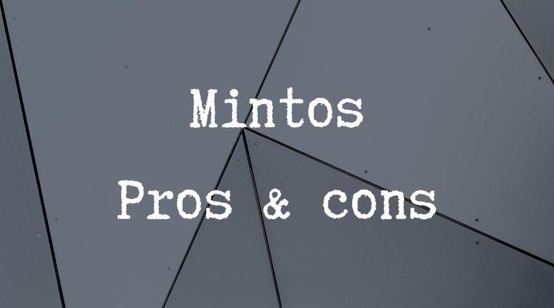 Mintos Pros & cons