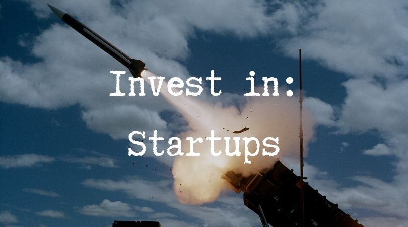 invest in startups