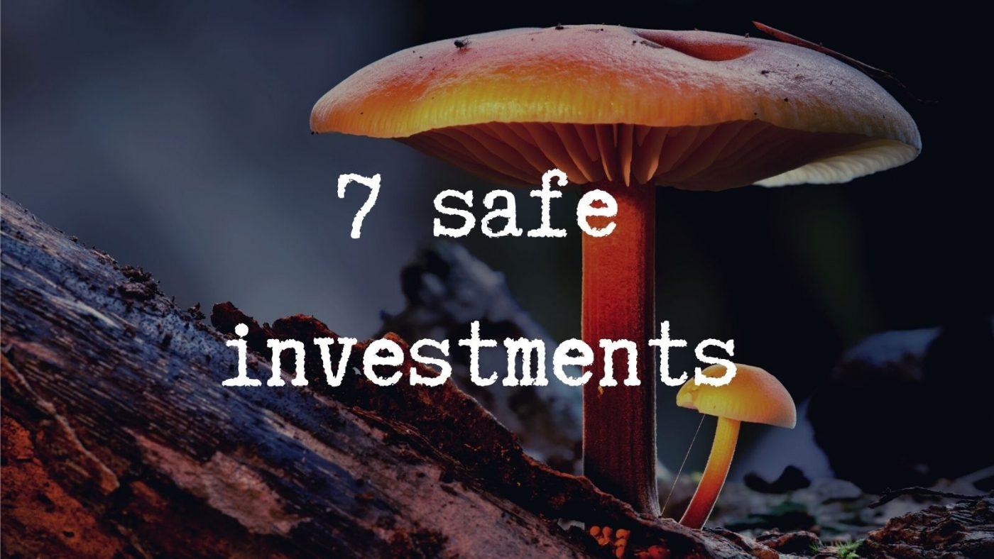 safe investments revenueland
