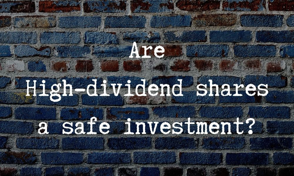 how safe is to invest in shares