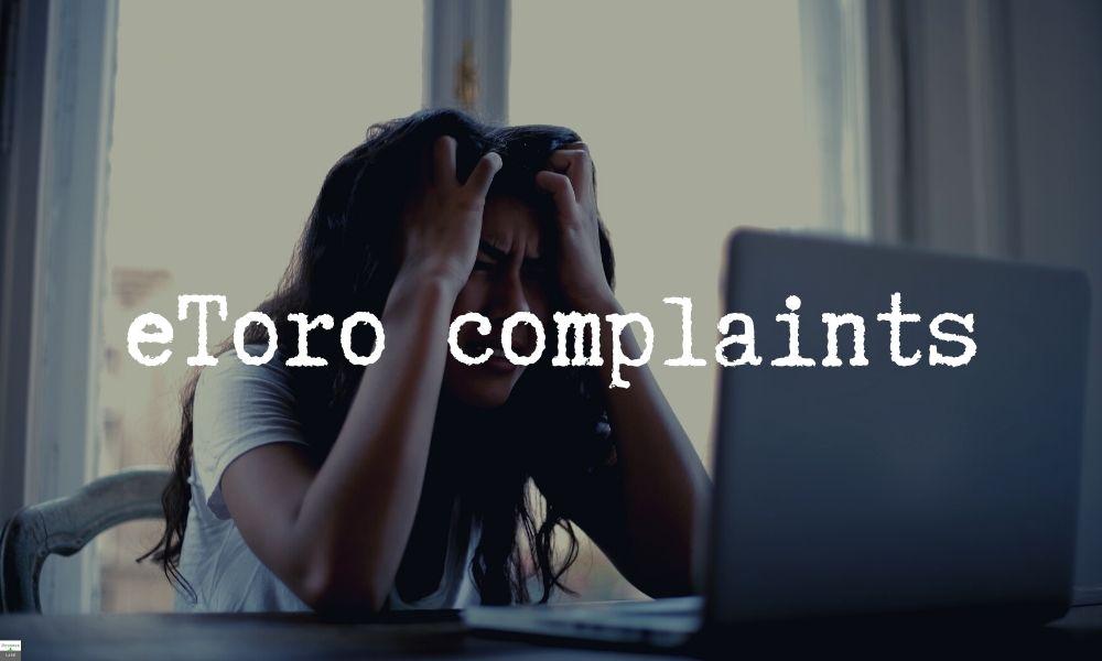 eToro complaints