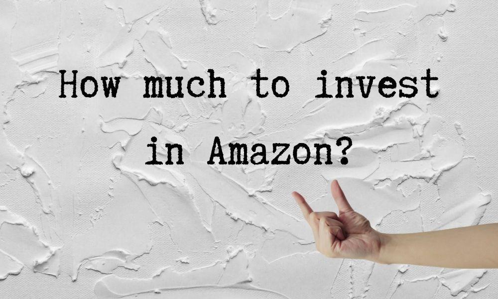 how many amazon shares