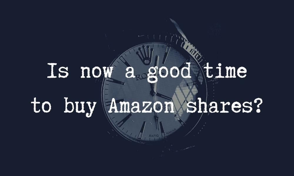 amazon good time to buy