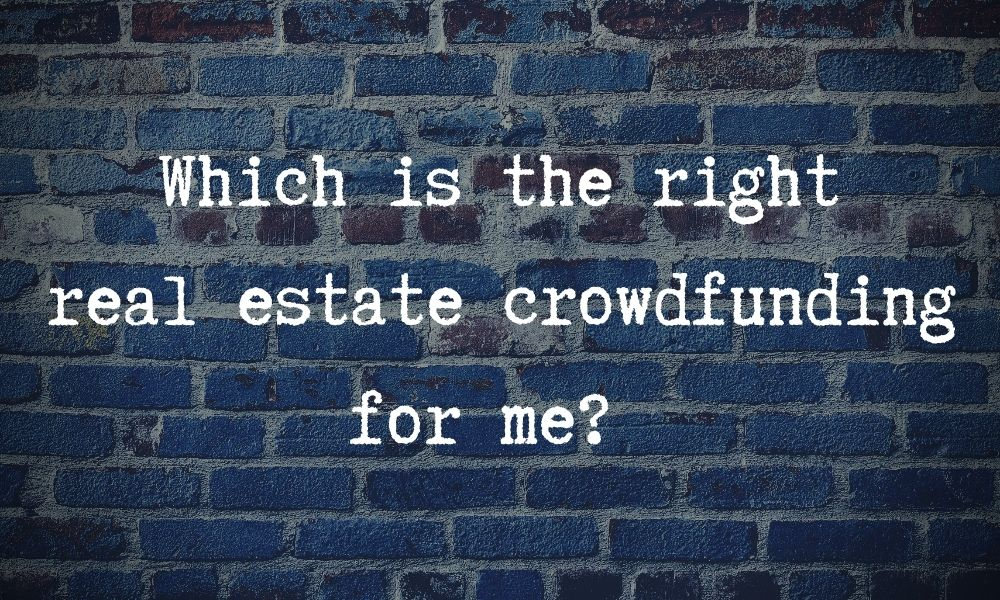 what is a good real estate crowdfunding